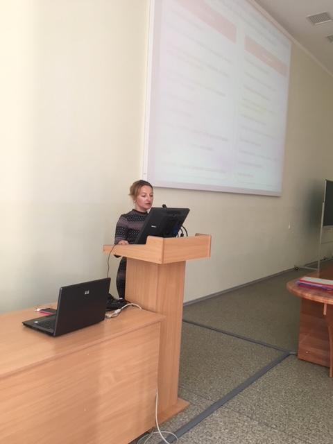 Відкрита лекція на тему: «Ринок праці»